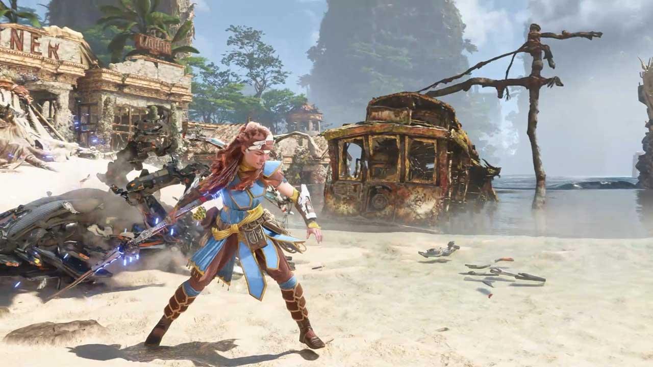 horizon forbidden west new gameplay